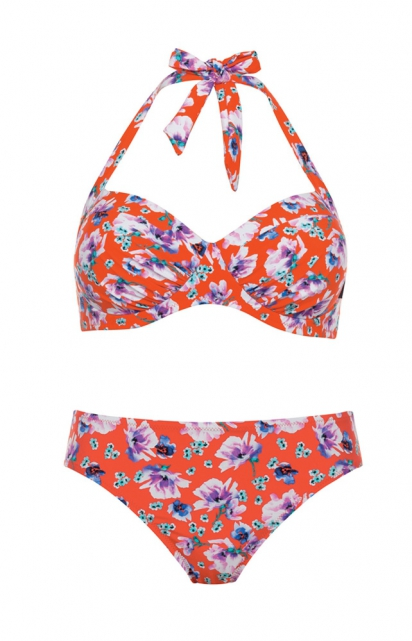 Ensemble de bikini bonnet D - MARYLOU